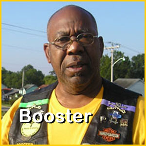 "William ""Booster"" VanEaton"