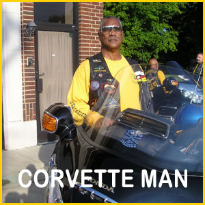 "Roy ""Corvette Man"" Mark"