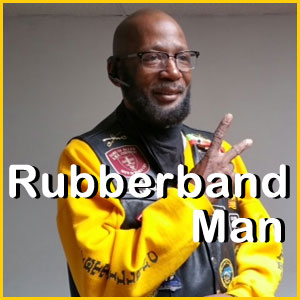 "Leroy ""Rubberband Man"" Mitchell"